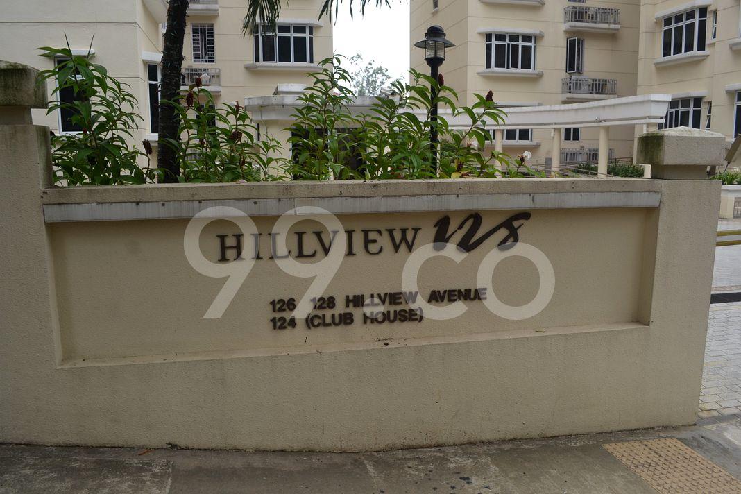 Hillview 128  Logo