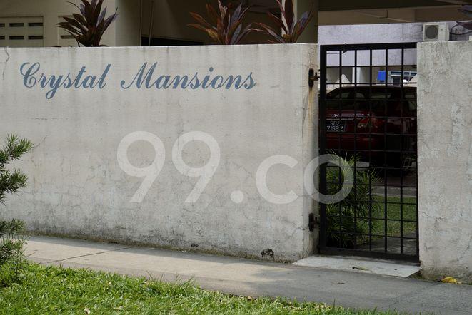 Crystal Mansions Crystal Mansions - Logo