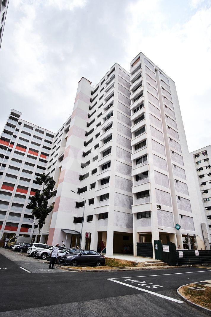 Block 107 Potong Pasir