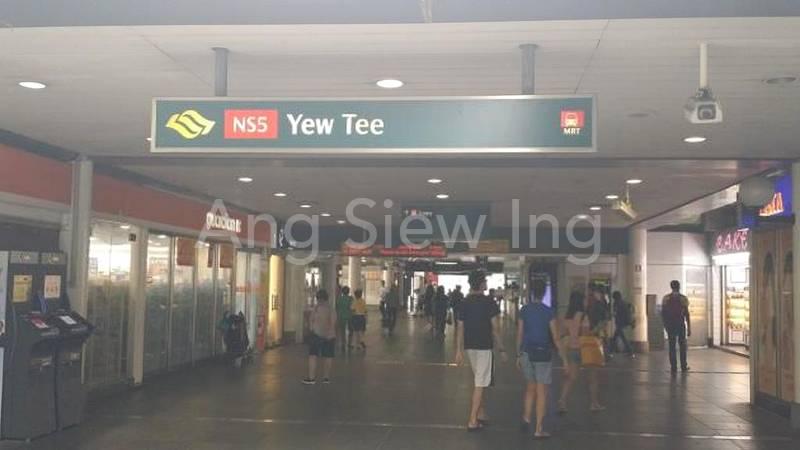 5 mins walk to MRT