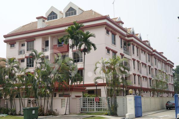 Palm Mansions