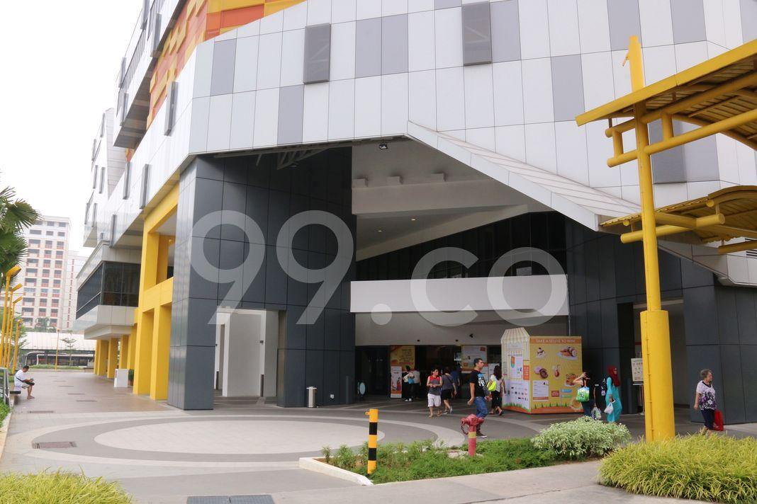 Sun Plaza  Entrance