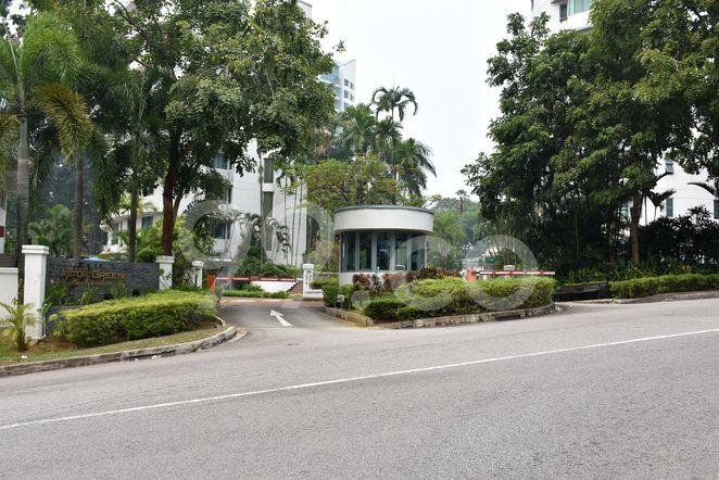 Astor Green Astor Green - Entrance