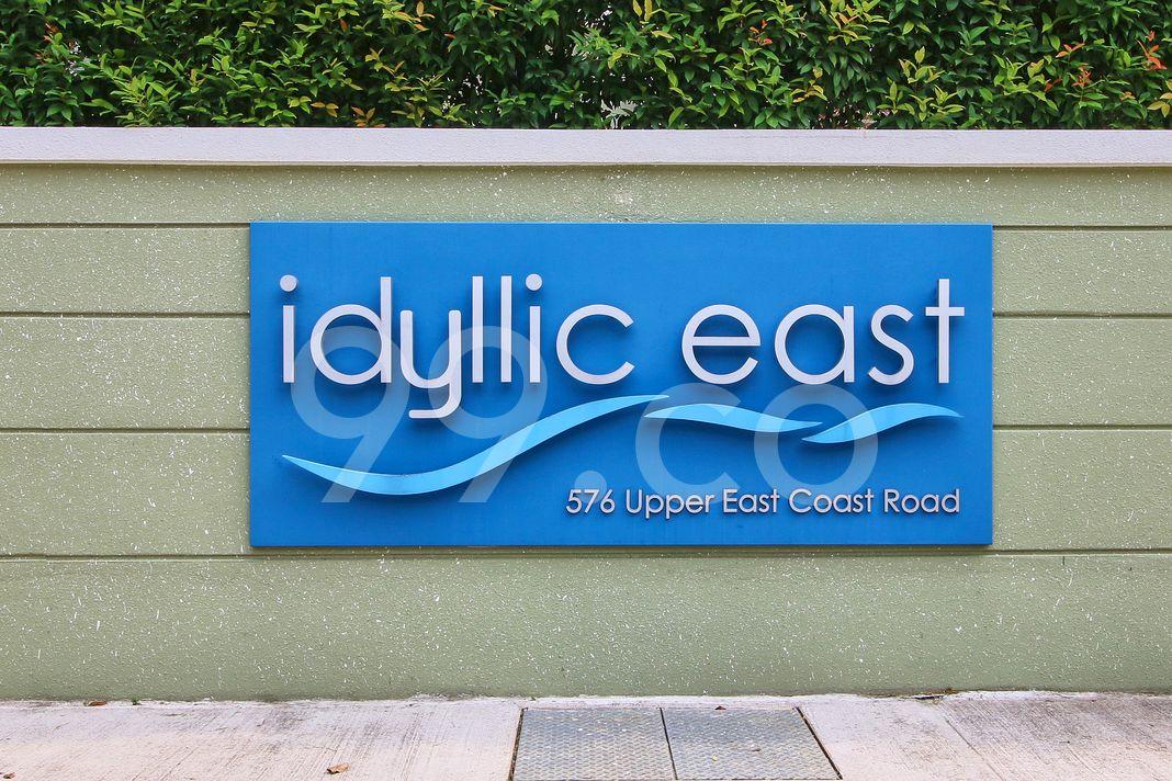 Idyllic East  Logo