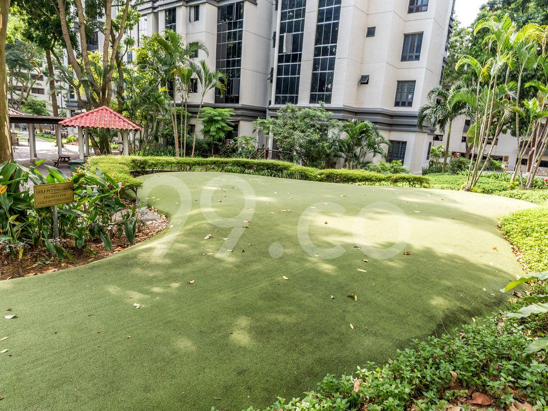 Regent Heights  Golf