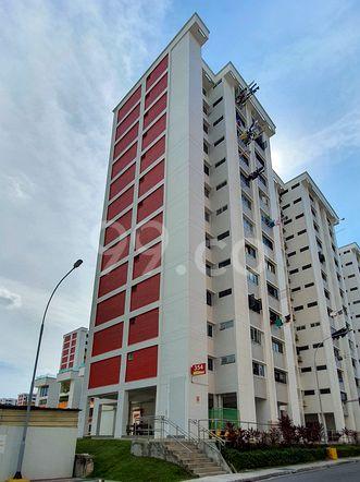 HDB-Hougang Block 354 HDB-Hougang