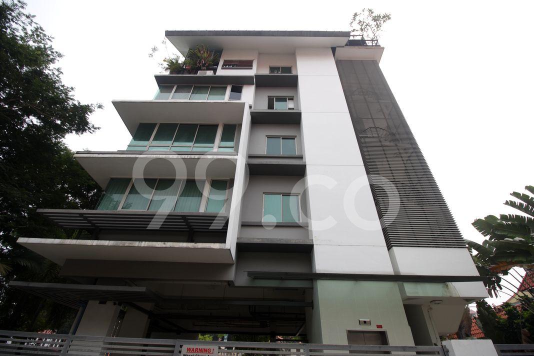 Jc Residence  Elevation