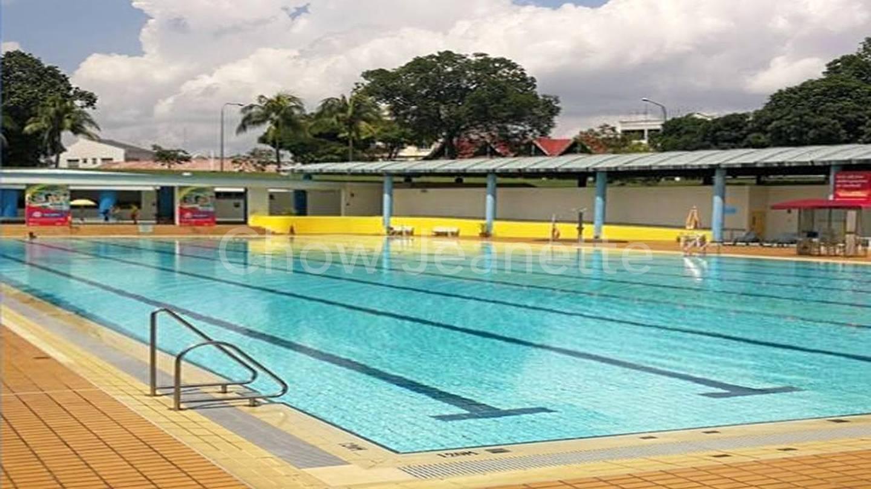 Serangoon Swimming Complex
