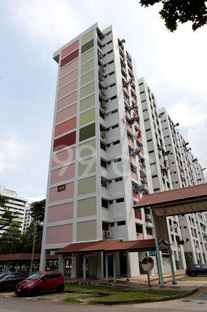 HDB-Jurong East Block 404 Jurong East