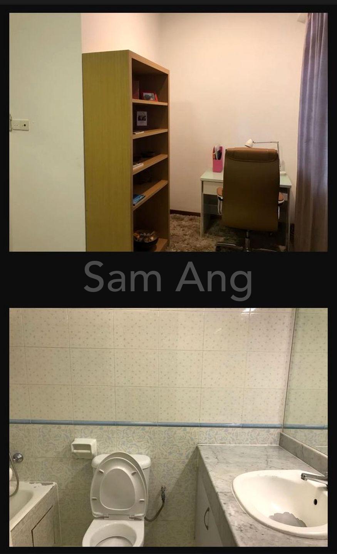 Terrance House Near MRT For Rent Call Sam HP: 9757 2526 For More Info