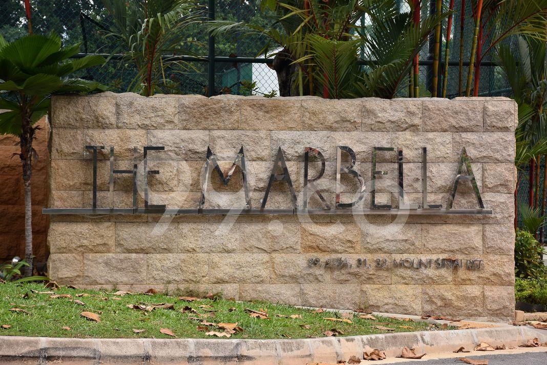 The Marbella  Logo