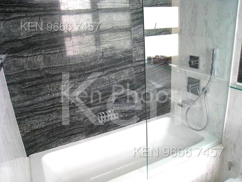 Bathtub In Ensuite Master Bedroom