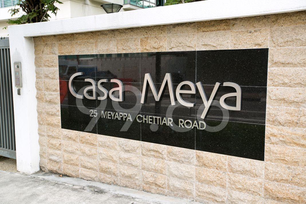 Casa Meya  Logo