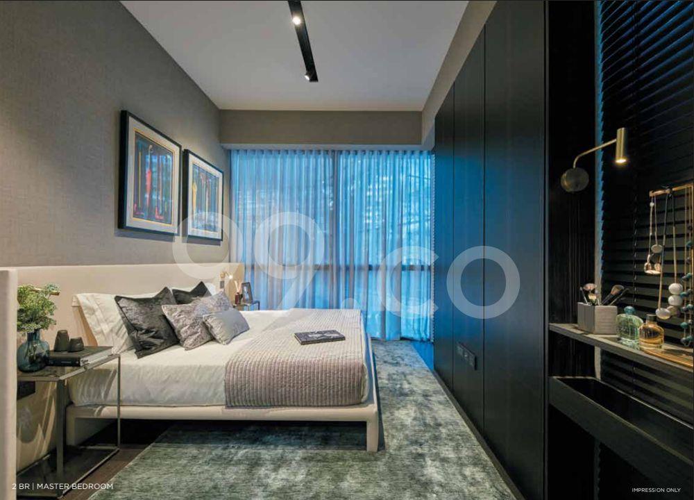 Jui Residences Bedroom