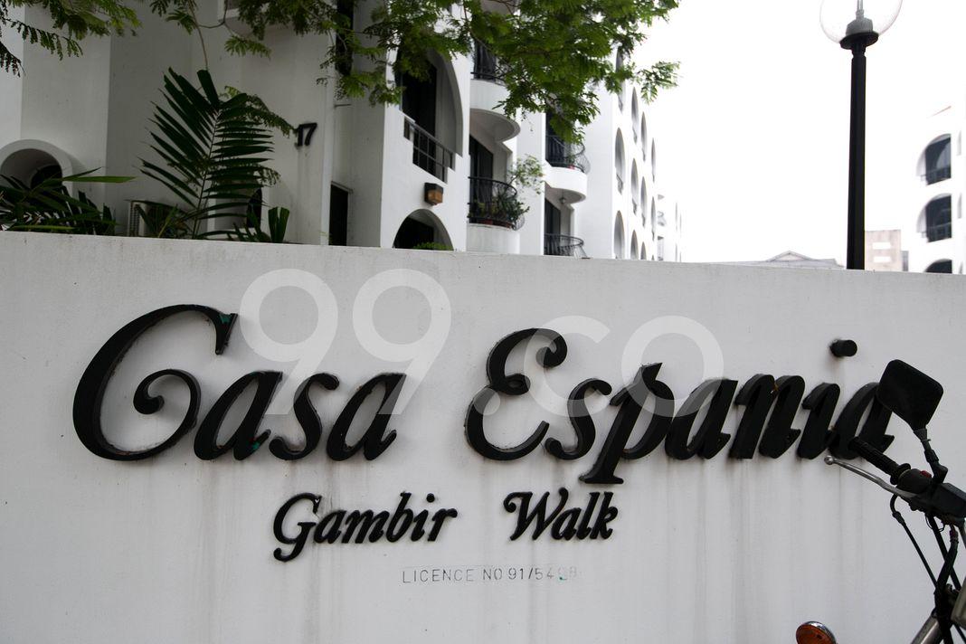Casa Espania  Logo