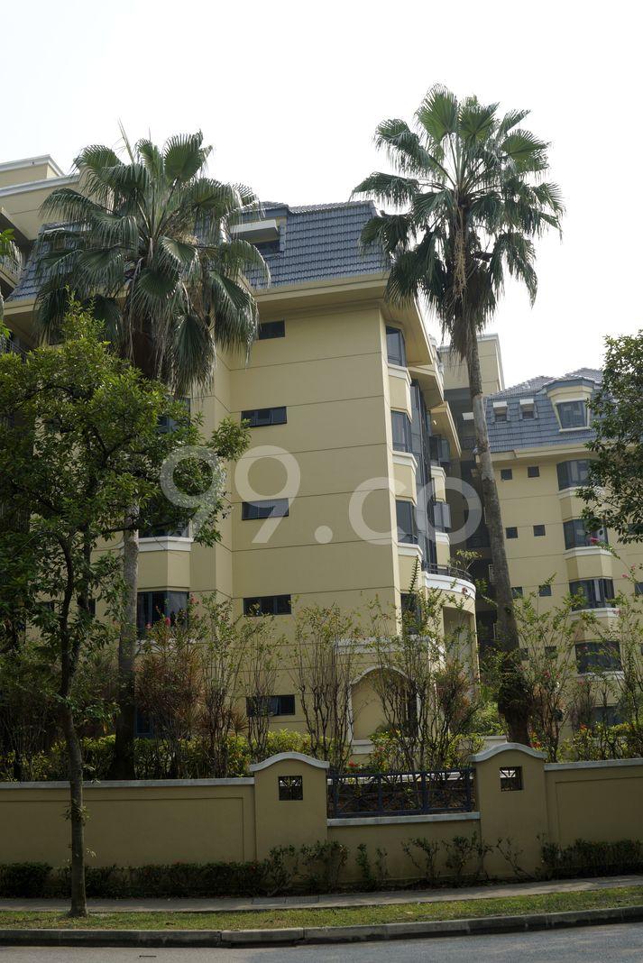 Westcove Condominium  Elevation