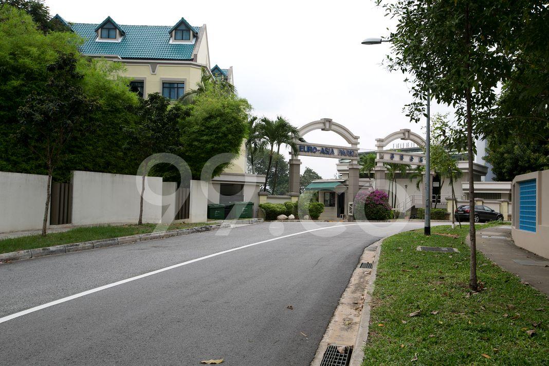 Parc Mondrian  Street