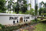 Parc Oasis - Logo
