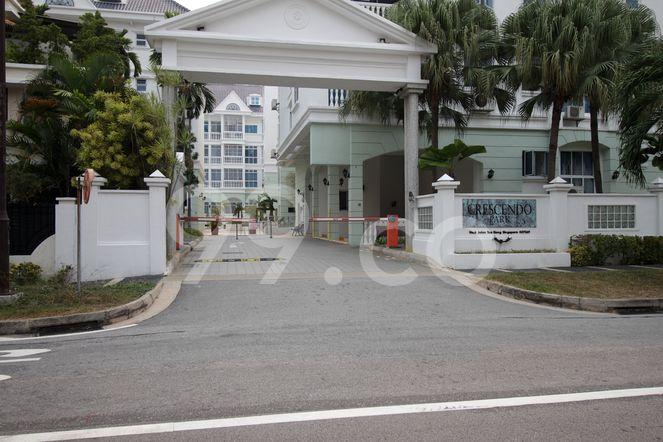 Crescendo Park Crescendo Park - Entrance