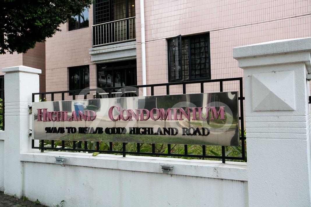 Highland Condominium  Logo