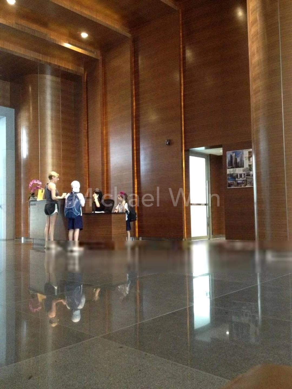 One Shenton Lobby