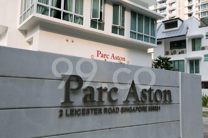 Parc Aston Parc Aston - Logo