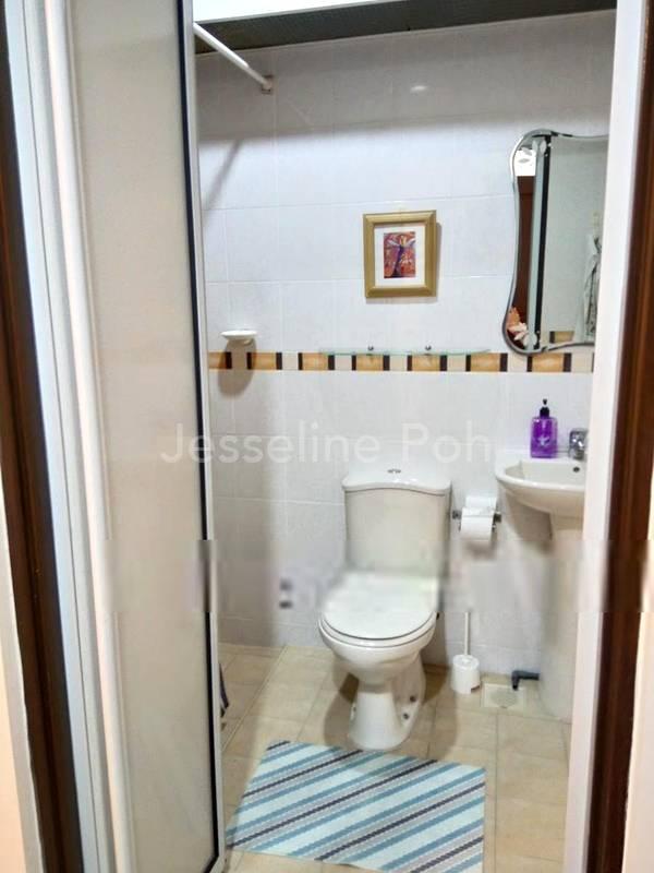 M.Rm Clean & Spacious Attach Bathroom.