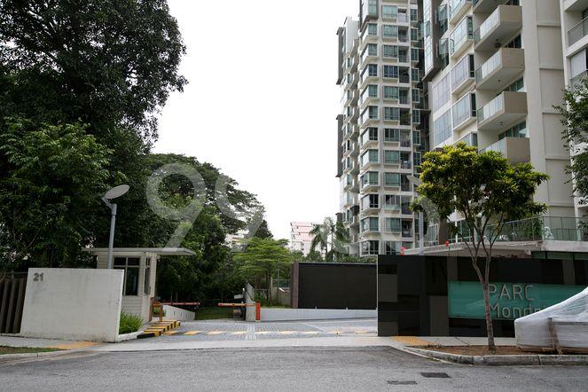 Parc Mondrian Parc Mondrian - Entrance