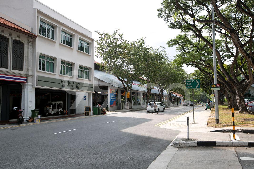 Mackenzie Regency  Street