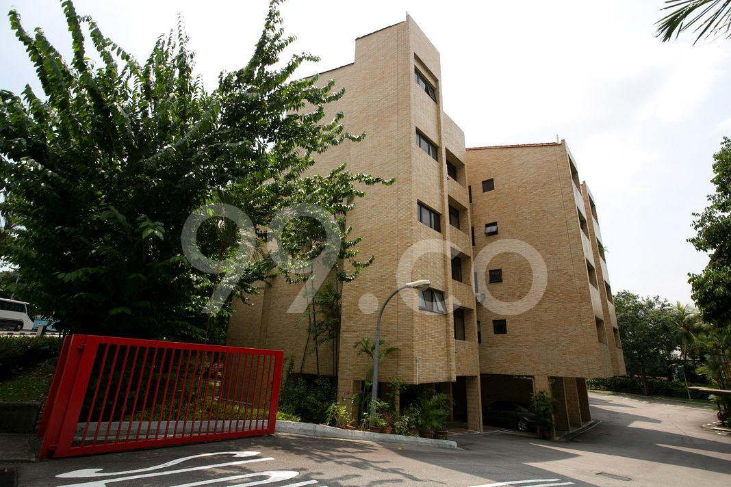 Garden Apartment  Elevation