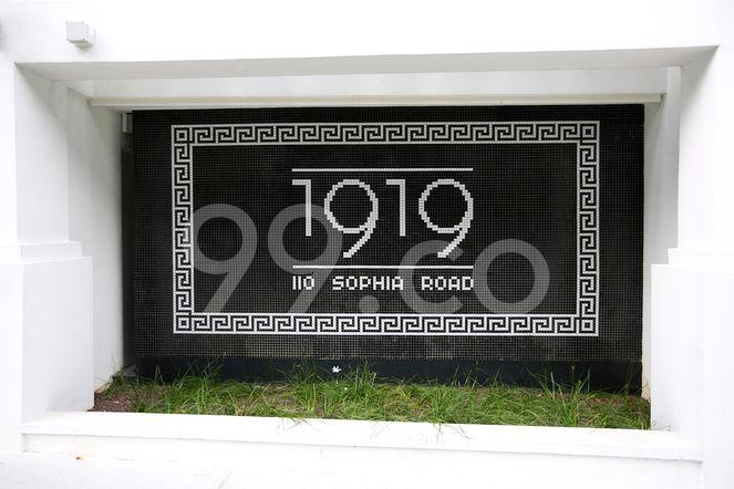 1919 1919 - Logo