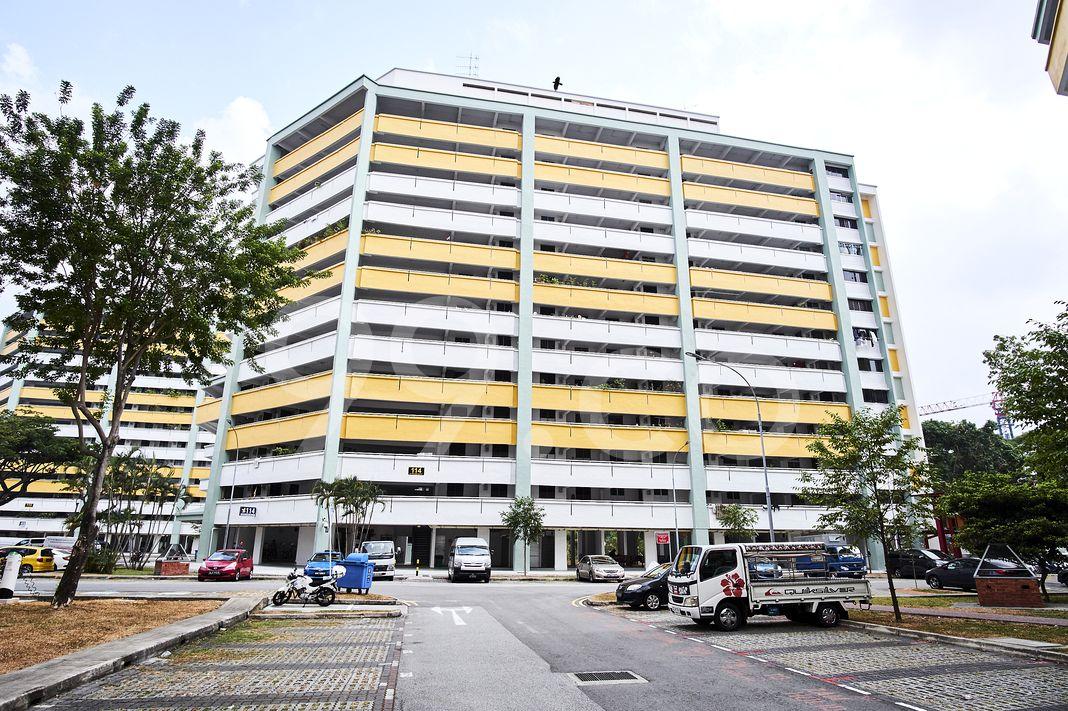 Block 114 Potong Pasir