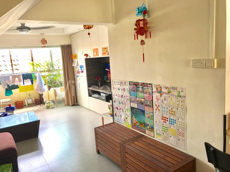 Cosy living hall