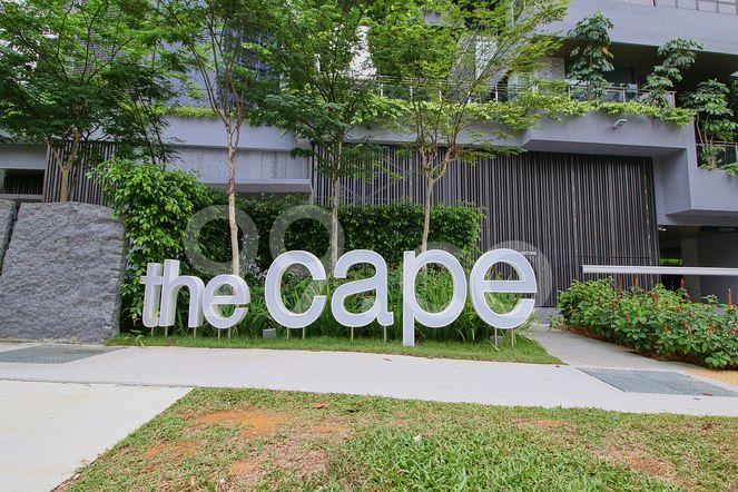 The Cape The Cape - Logo