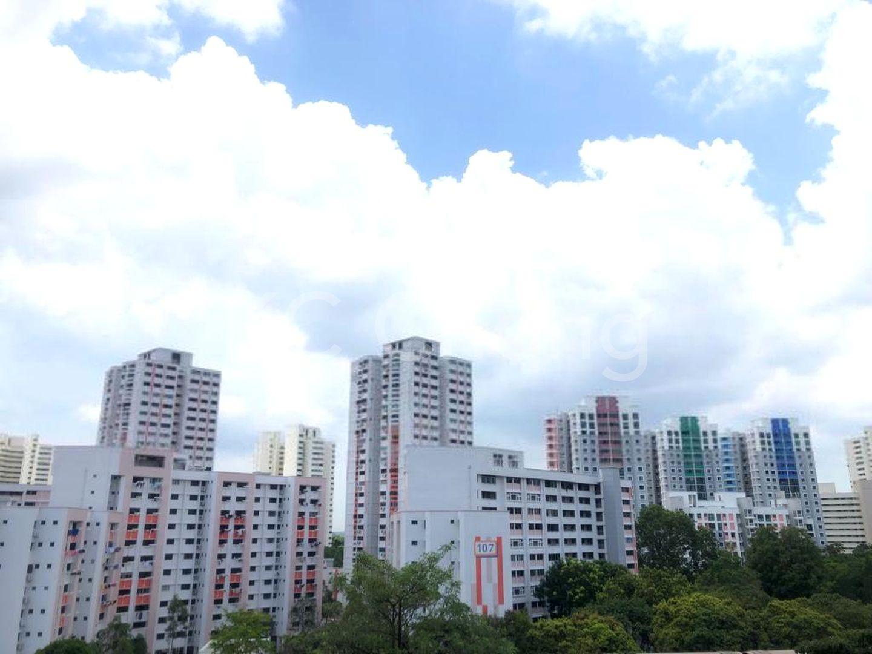 Block 210 Jurong East Street 21, High Floor