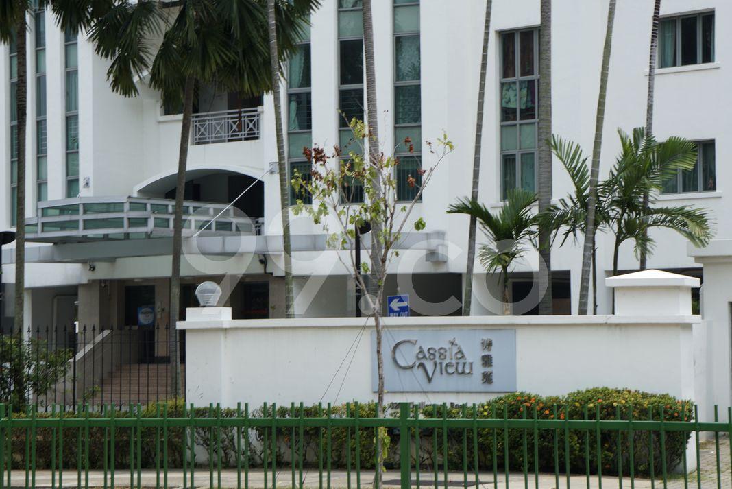 Cassia View  Logo