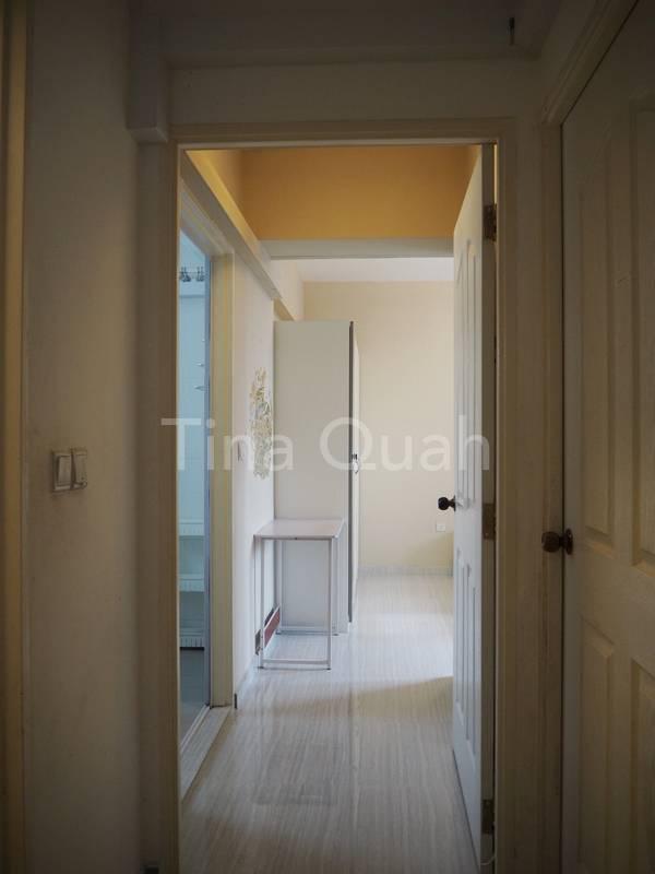 Entrance of Master Bedroom