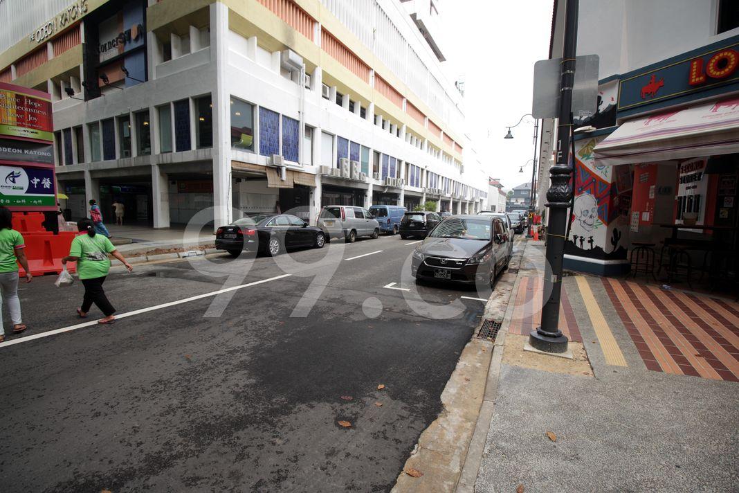 The Odeon Katong  Street