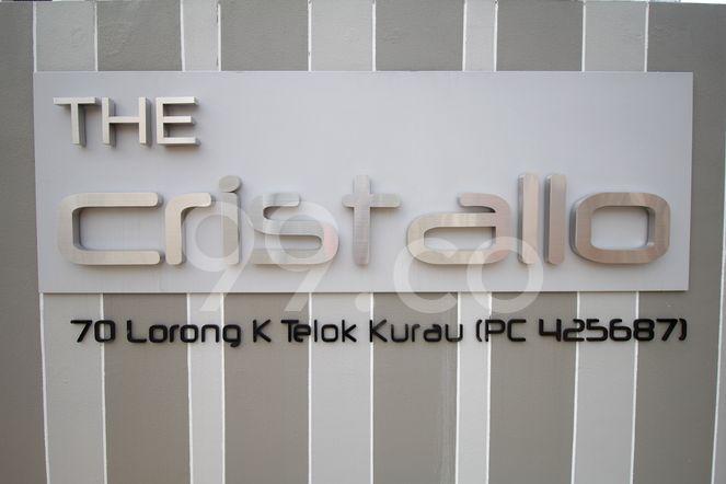 The Cristallo The Cristallo - Logo