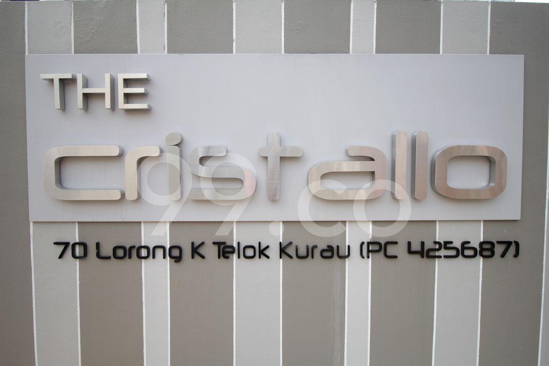 The Cristallo  Logo
