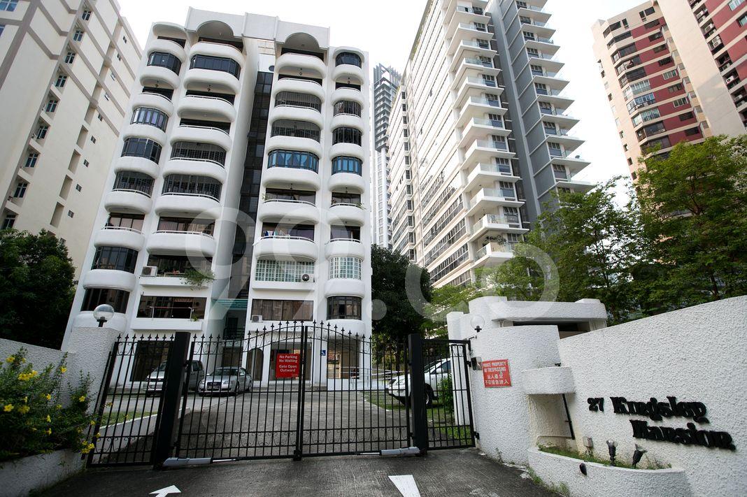 Kingsley Mansions  Elevation