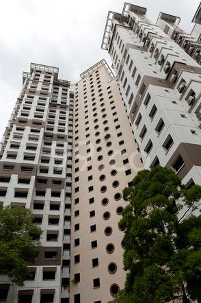 HDB-Jurong East Block 288A Jurong East