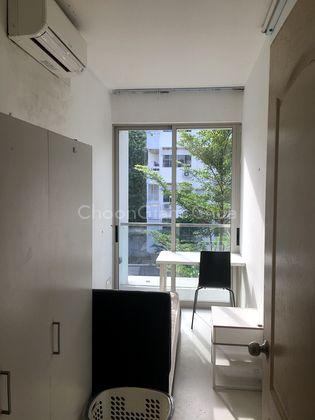 Single bedroom #2. (Rent @$1200)