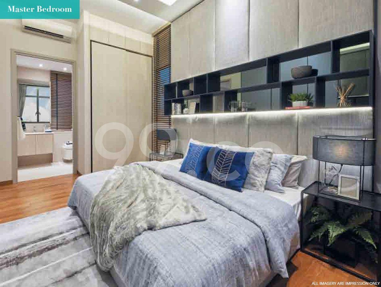 Casa Al Mare Bedroom
