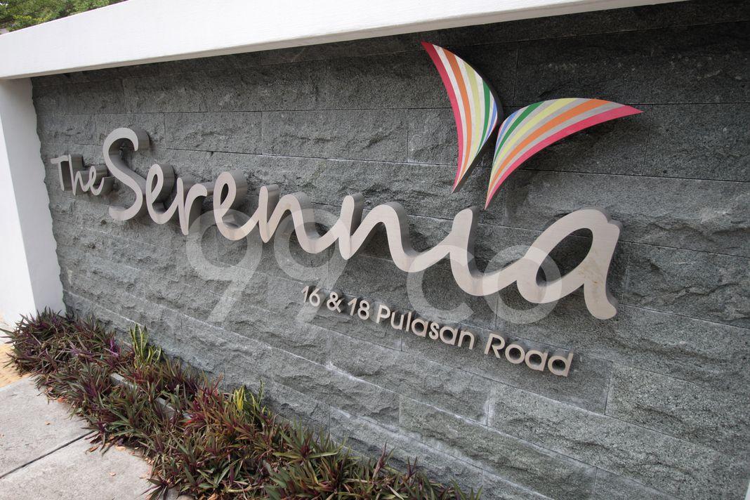 The Serennia  Logo