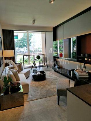 Riviere (2 Bedroom) Living Room