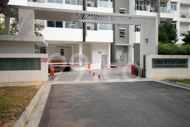 Suites @ Eastcoast Suites @ Eastcoast - Entrance
