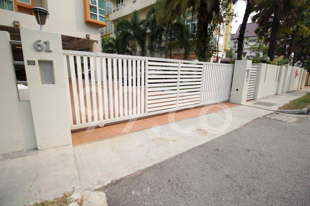 Sunshine Residence  Entrance