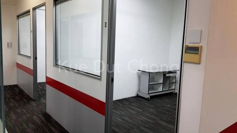 240 sqft office space