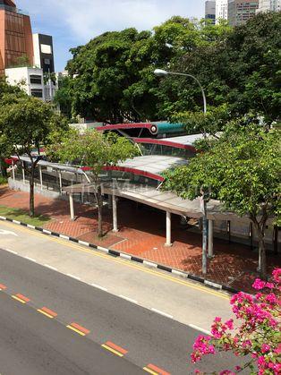 Near Clark Quay MRT